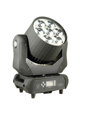 LED BEAM WASH 7 x 40W