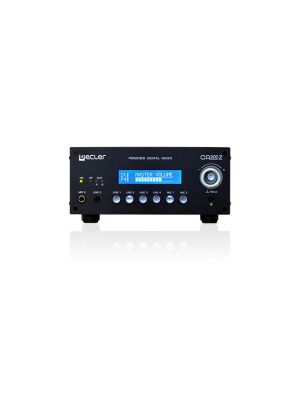 ECLER CA200Z AV Integration Digital Mixing Amplifier