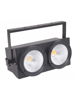 LED BLINDER 2 X 100W WARM-COOL